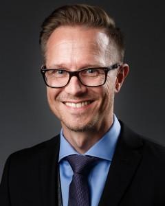 Benjamin Mahr-Group VP, Europe