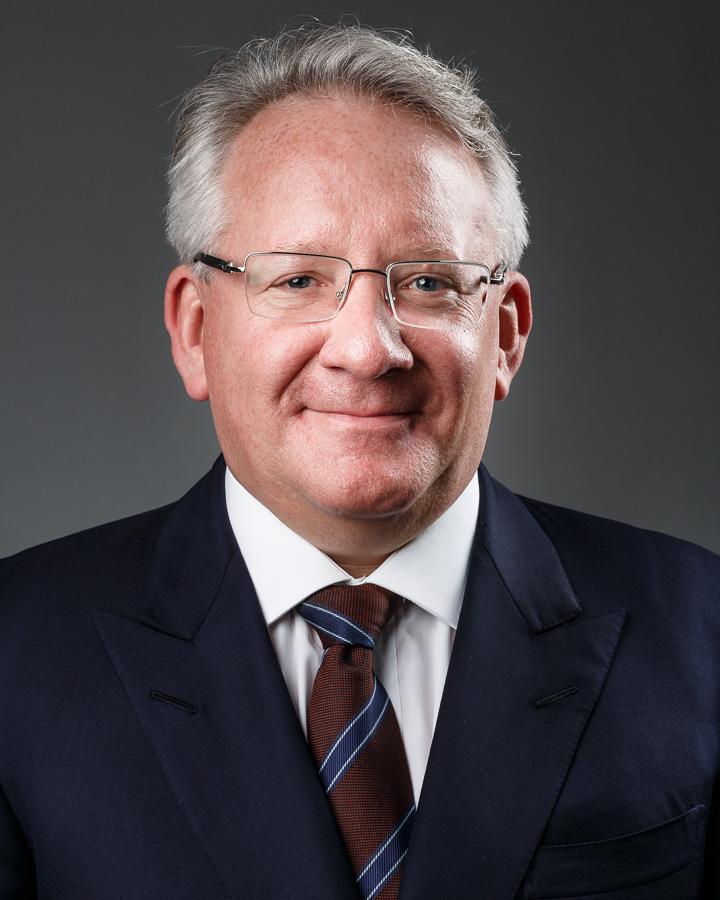 James Stewart, CEO
